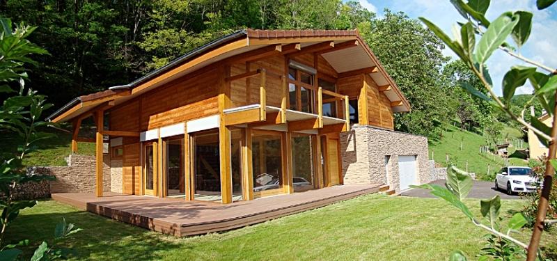 maison bois wood
